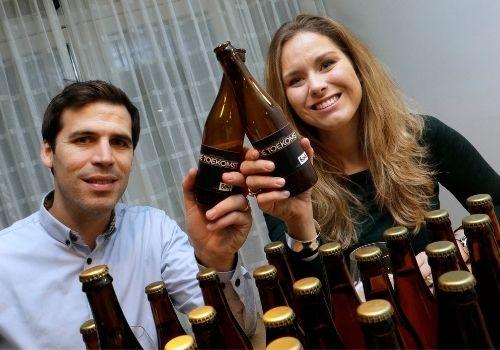 Start bierbrouwerij