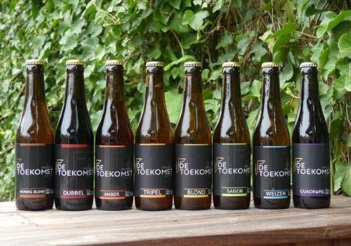 Selectie van bieren