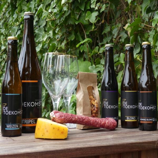 Bierpakket voor de gezelschapsdrinker